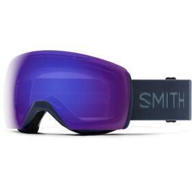 Smith Skyline XL Snow Goggles, azul/violeta
